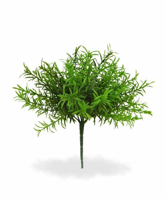 Umělá rostlina Rozmarýn 15 cm