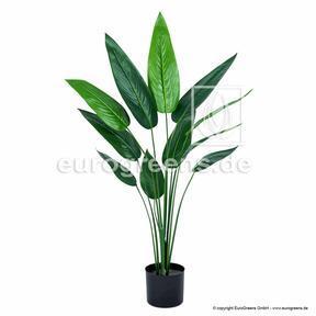Umělá rostlina Strelície 100 cm