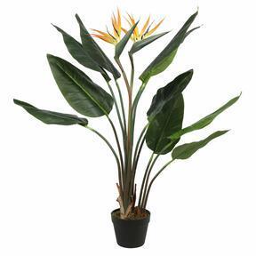 Umělá rostlina Strelície 110 cm