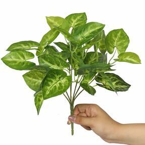 Umělá rostlina Taro Araceae 25 cm