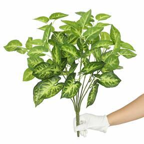 Umělá rostlina Taro Araceae 45 cm