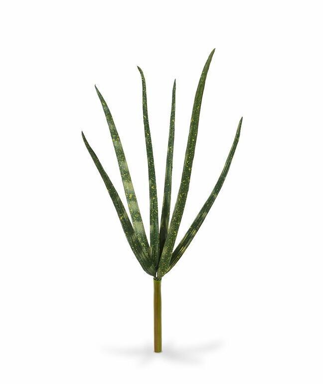 Umělá rostlina Tchynin jazyk 20 cm