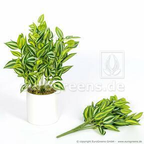 Umělá rostlina Tradeskancie 45 cm