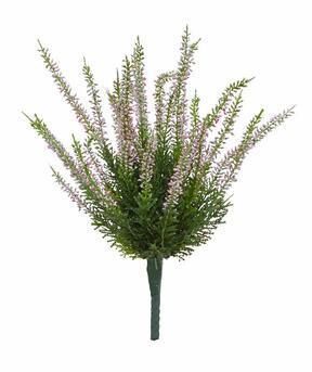 Umělá rostlina Vřesovec růžový 30 cm