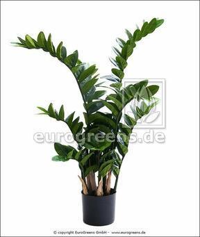Umělá rostlina Zamiokulkas 90 cm