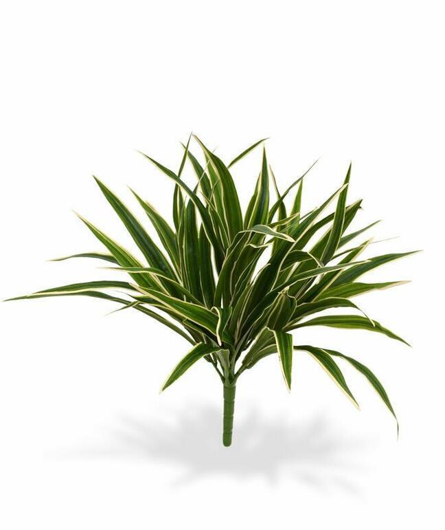 Umělá rostlina Zelenec chocholatý 30 cm