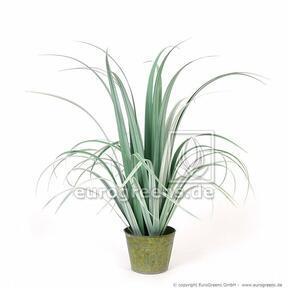 Umělá tráva Crypsis v dekoračním květináči 80 cm