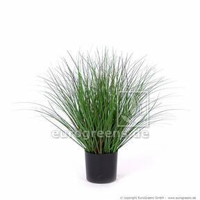 Umělá tráva Jačmenica písečná v květináči 50 cm