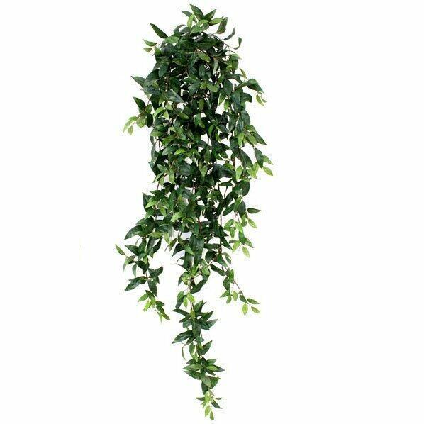 Umělá úponka Listnatec 125 cm