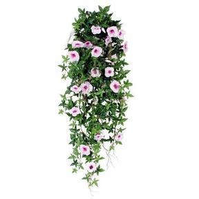 Umělá úponka Petunie růžová 100 cm