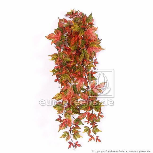 Umělá úponka Réva vinná podzim 80 cm
