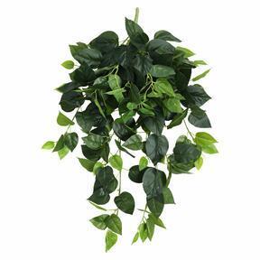 Umělá úponky Bazalka zelená 80 cm