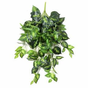 Umělá úponky Taro Araceae 80 cm
