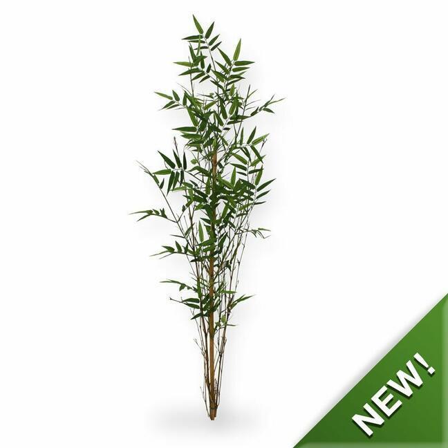 Umělá větev Bambus 120 cm