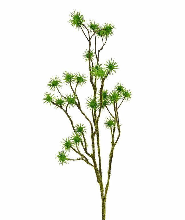 Umělá větev Bodlák 80 cm