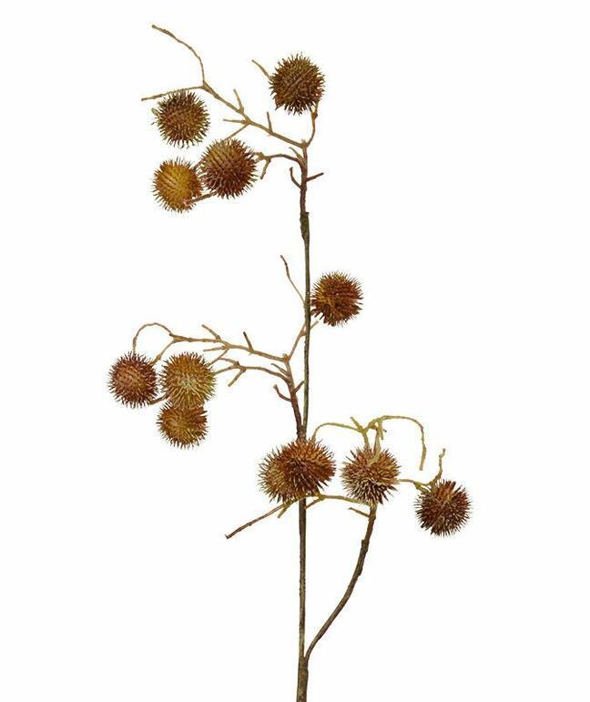 Umělá větev Bodlák 85 cm