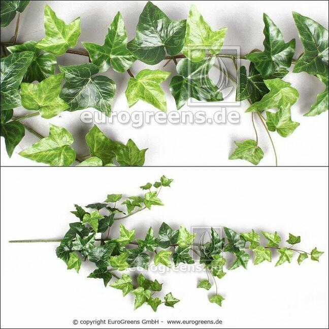 Umělá větev Břečťan 90 cm