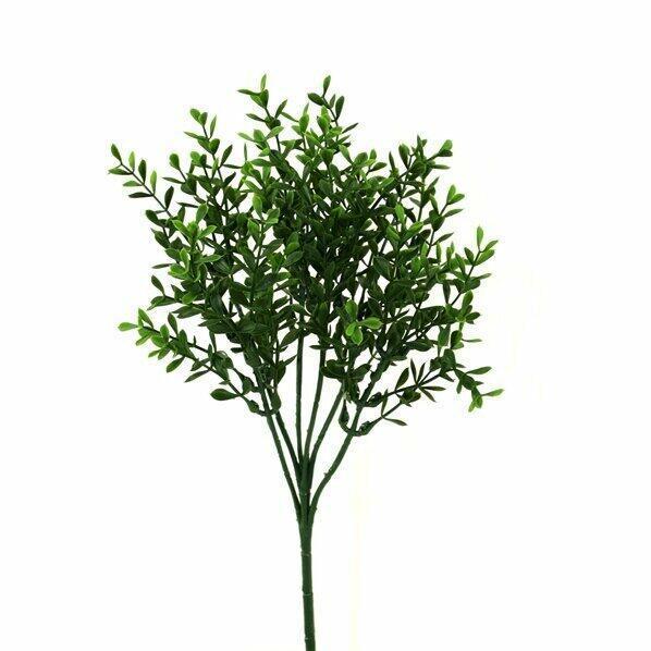 Umělá větev Buxus 30 cm