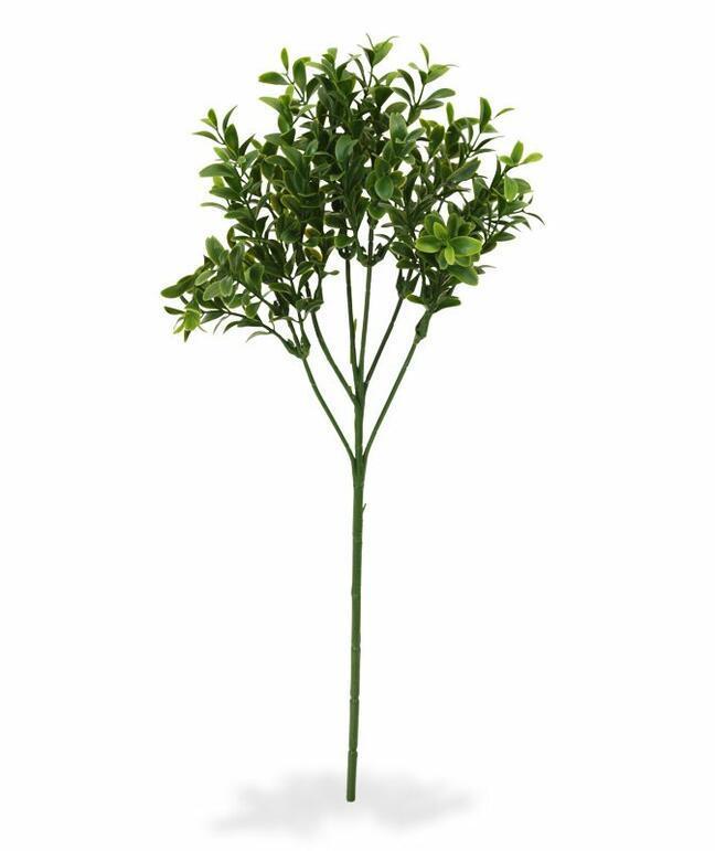 Umělá větev Buxus 50 cm
