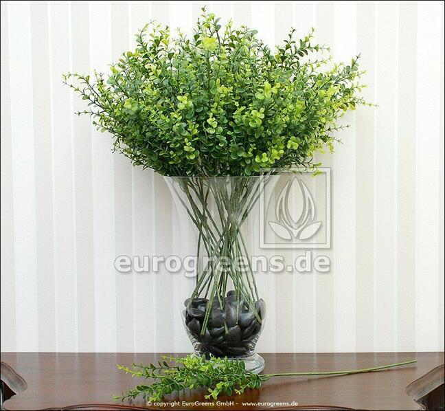 Umělá větev Buxus 60 cm