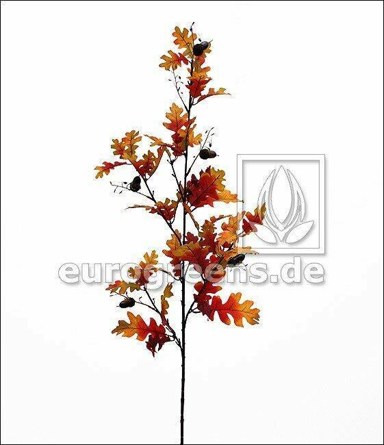 Umělá větev Dub podzimní 100 cm