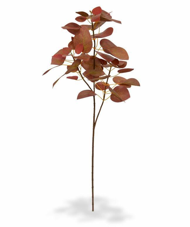 Umělá větev Judášovec kanadský červená 80 cm
