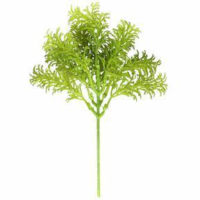 Umělá větev Kapradina 16 cm