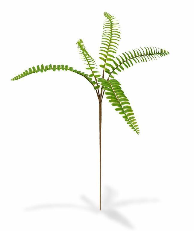 Umělá větev Kapradina 50 cm