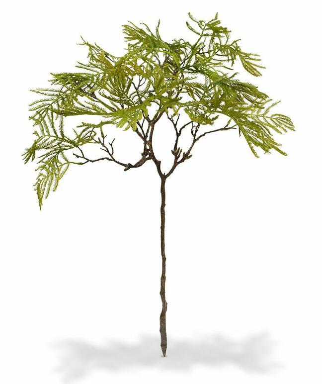 Umělá větev Kapradina 70 cm