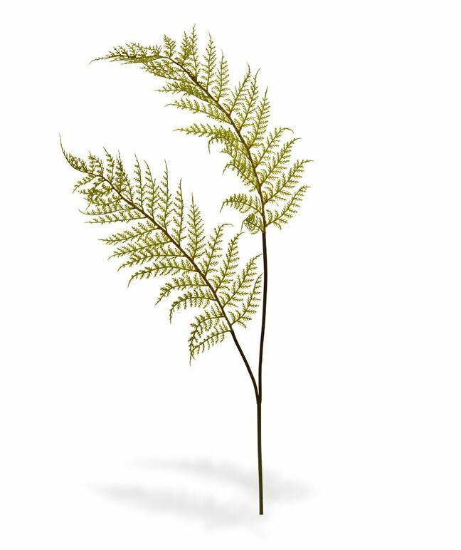 Umělá větev Kapradina 80 cm