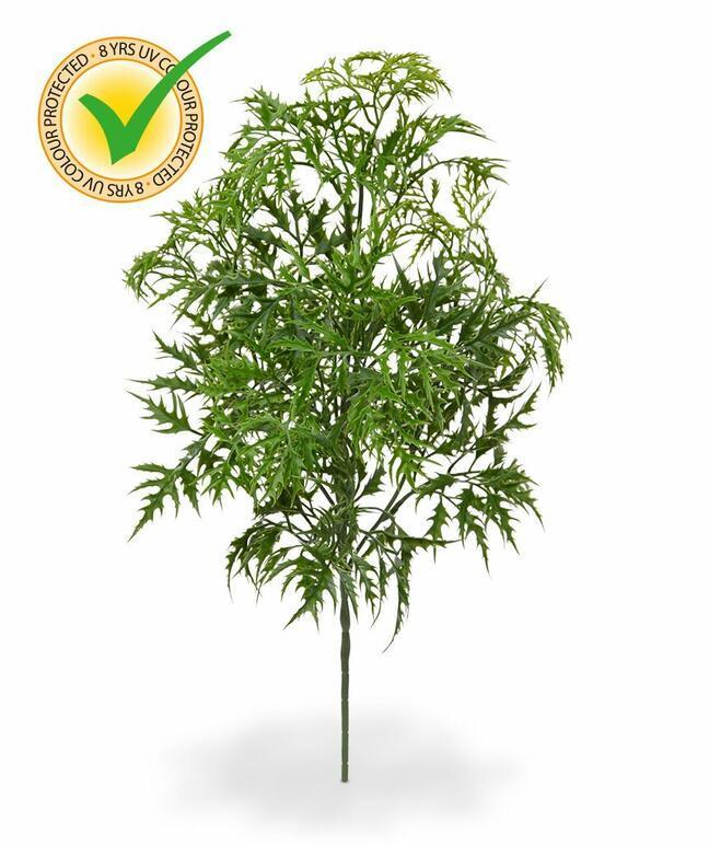 Umělá větev Polyscias fruticosa 50 cm