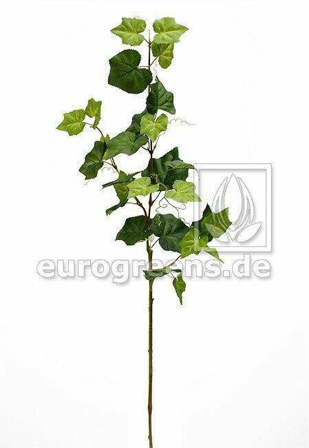 Umělá větev Réva vinná 95 cm