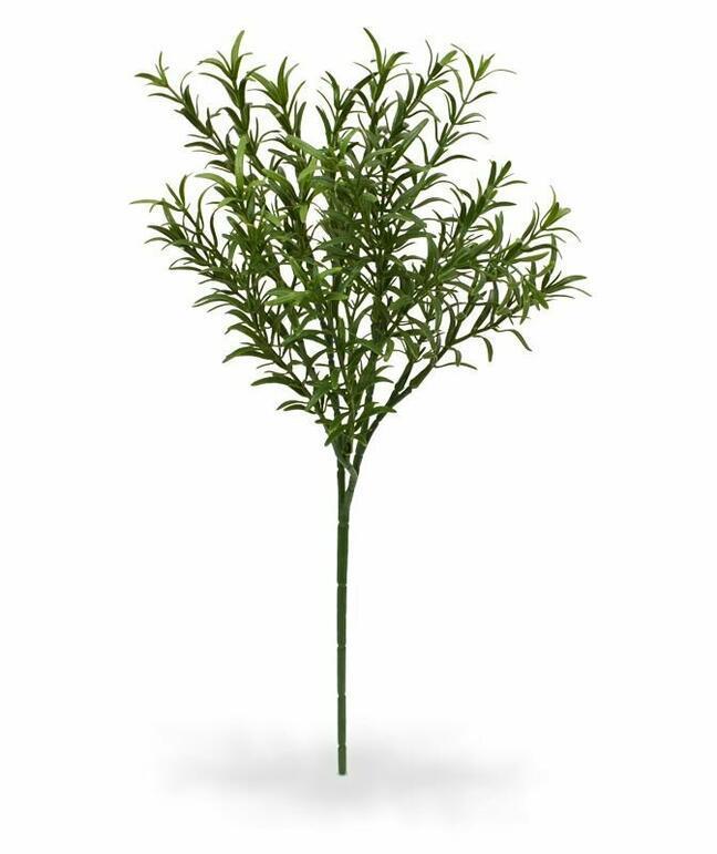 Umělá větev Rozmarýn 40 cm