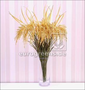 Umělá větev Rýže setá 75 cm