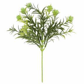 Umělá větvička Zimostráz 19 cm