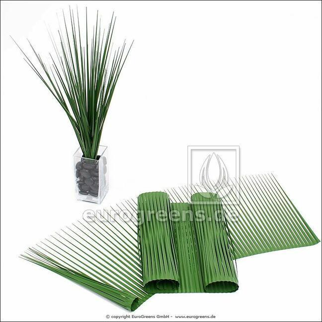 Umělé stébla trávy 75 x 90 cm