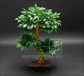 Umělý bonsai Fikus 80 cm