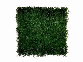 Umělý jehličnatý panel Cypřišek tujovitý - 50x50 cm