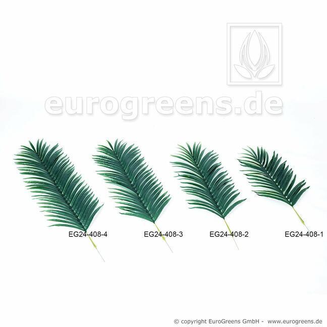 Umělý list palma Areca 120 cm