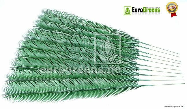 Umělý list palma Cycas 105 cm