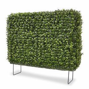 Umělý plot Buxus - 80x25x56 cm