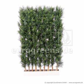 Umělý plot Cypřišek 125 cm