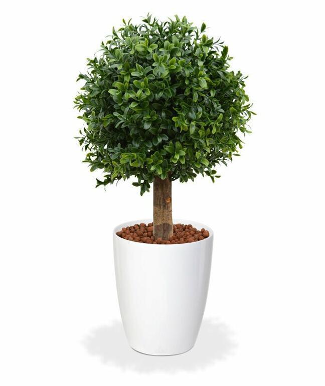 Umělý strom Buxus kulatý 25 cm