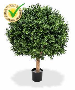 Umělý strom Buxus kulatý 60 cm