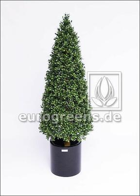 Umělý strom Buxus kuželovitý 120 cm