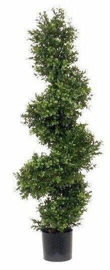 Umělý strom Buxus spirálový 100 cm