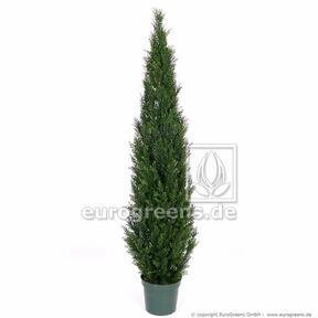 Umělý strom Cypřišek tujovitý 210 cm