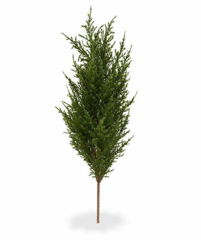 Umělý strom Cypřišek tujovitý 56 cm