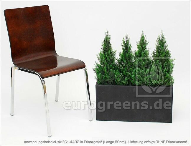 Umělý strom Cypřišek tujovitý 65 cm