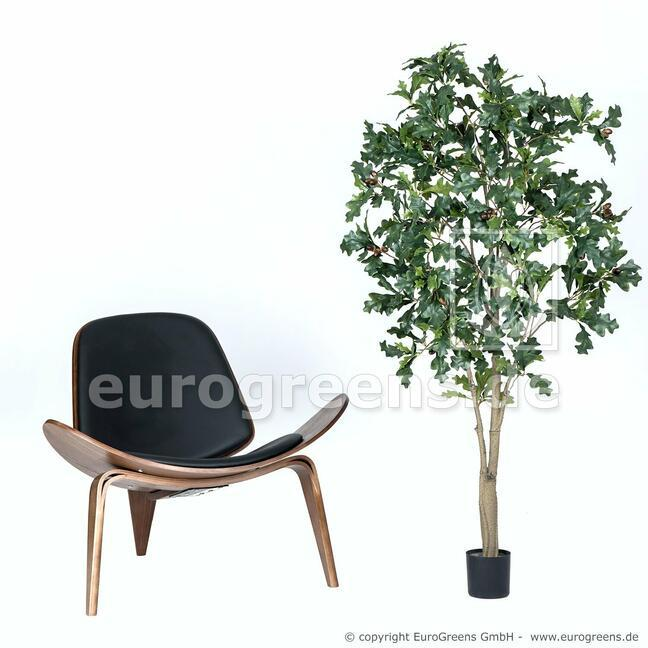 Umělý strom Dub s plody 160 cm